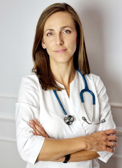 Magdalena Kryger, Lekarka Bajkopisarka